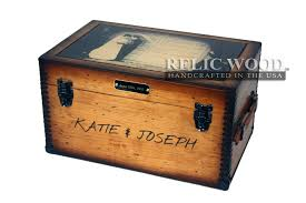 personalised wooden wedding gift keepsake box imbusy for