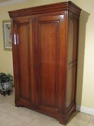 Sauder Palladia Armoire Cherry Cherry Wood Armoire Foter