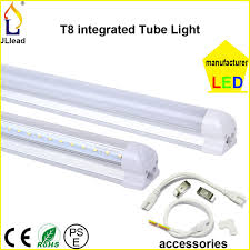 what is integrated led lighting 15pc lot 8ft 40w 48w led tube light fixture 2 4m t8 integrated led