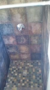 best images about bathroom pinterest ceramic tile new custom slate tile shower accord