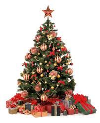 christmas tree with present christmas tree pinterest