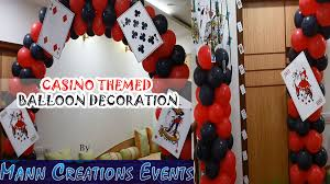 interior design simple casino themed party decorations home