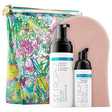 Best St Tropez Tan St Tropez X Lilly Pulitzer The Ultimate Escape Kit St Tropez