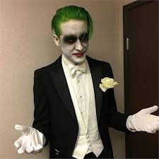 what product does g eazy use in his hair how to glowing green hair color inspired by joker from suicide
