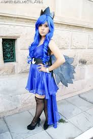 Pony Halloween Costume Girls 25 Princess Luna Cosplay Ideas Silver Ball