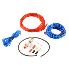 home theater installation accessories car amplifier wiring kits amazon com