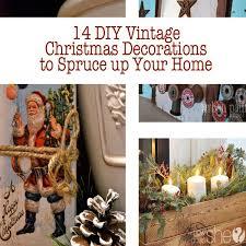 Up Decorations 14 Diy Vintage Decorations