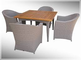 Outdoor Rattan Dining Chairs Cornella Synthetic Rattan Dining Set Rattancbm Rattan