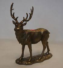 bronze stag ebay
