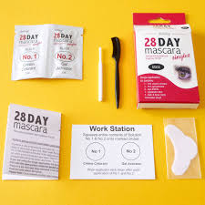 At Home Diys by Step By Step Directions On Easy Diy Eyelash Tinting Into The Gloss