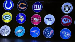 nfl motion activated light up decals nfl motion activated light up decals w 2 inserts by lori greiner on