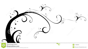 tree and vine pattern stock illustration illustration of curl