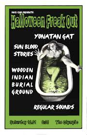 spirit halloween boise idaho halloween freakout with yonatan gat and sun blood stories october