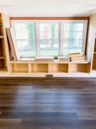 can you put vinyl plank flooring cabinets how to install luxury vinyl plank flooring bless er house