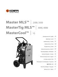 mastertig 3000 4000 user manual pdf welding electrical connector