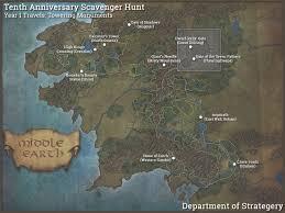 anniversary scavenger hunt guide u2013 year one u2013 department of strategery