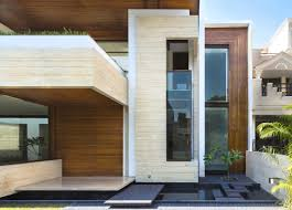 house designs indian style a sleek modern home with indian sensibilities and an interior