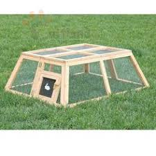 Make Rabbit Hutch 8 Hole Apartment Cage Stacking Rabbit Cages Rabbits