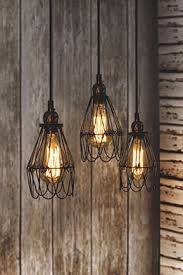 dramatic new vintage style pendant lights