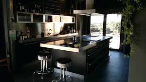 cuisine noir laqué pas cher divin cuisine moderne galerie salle de lavage and laque noir