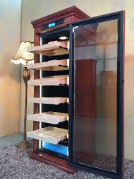 used cigar humidor cabinet for sale 31 best cigar storage humidification images on pinterest cigar