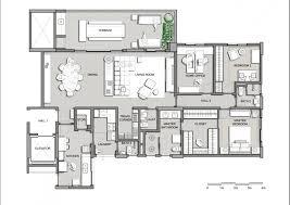 Clever Ideas Modern Apartment Design Plans Building Mercial Design - Apartments design plans