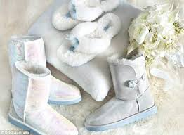 ugg sale hoax i don t ugg unveils bridal boots but will anybody walk the