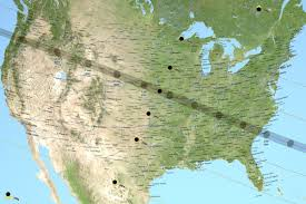 Virginia Map Showing Attractions Amp Accommodation by Solar Eclipse 2017 The Best Places To See The Rare Phenomenon Vox