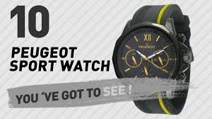 peugeot logo 2017 peugeot sport watch for men new u0026 popular 2017 youtube