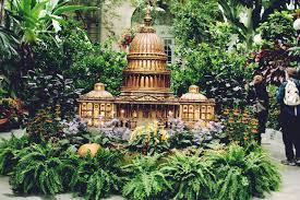 Us Botanic Gardens United States Botanic Garden Our Heritage
