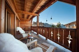 chalet style 3 bedroom family chalet style apartment in verbier