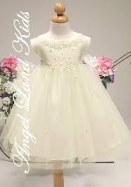 beautiful affordable ivory baby girls christmas holiday dress