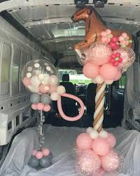 image result for cowboy and cowgirl balloon decorations cowboy