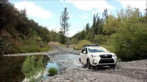 subaru forester off road 2014 subaru forester xt creek crossing youtube