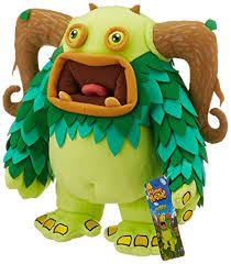 My Singing Monster Gentle Giant My Singing Monsters Entbrat Plush Monster Toy