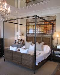 pretty modern room ideas with cream wooden storage beds near