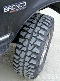 Good Conditon Used 33 12 50 R15 Tires Long Term Off Road Tire Test Updates Off Road Magazine