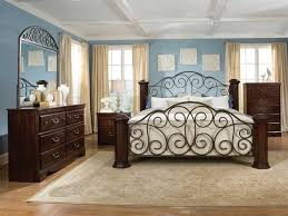Good Quality Bedroom Set King Size Furniture Bedroom Contemporary Grey Tufted King Size