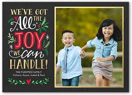 photo christmas cards 5x7 all the personalized christmas cards greeting card