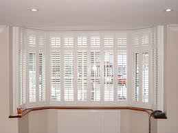 bow window wooden blinds dors and windows decoration interior plantation shutters windows with built in blinds uk