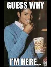 Facebook Comment Memes - michael jackson eating popcorn meme and other funny photo comments