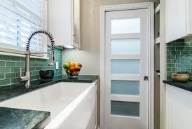 pantry door with frosted glass kitchen remodeling in dallas texas kitchen design u0026 remodeling