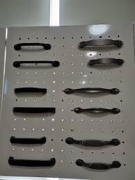 black modern kitchen cabinet pulls china modern black aluminum alloy kitchen cabinet handles