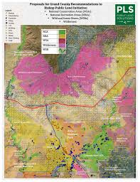 Green River Utah Map by Utah Public Land Initiative Public Land Solutions