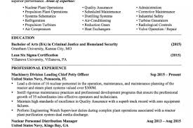 Resume Examples For Military To Civilian by Military Civilian Resume Example Military To Civilian Conversion