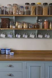 Best  Country Kitchen Shelves Ideas On Pinterest Country - Kitchen shelves and cabinets