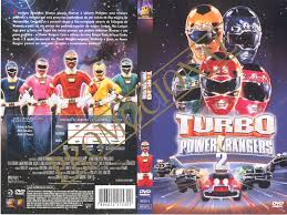 Turbo Power Rangers 2 - ewmix com power ranger 2 turbo dvd