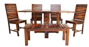 six seater dining table angel s stripped design six seater dining set with foldable dining