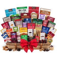 snack basket signature series executive suite snack gift basket by