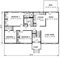 front to back split level house plans floor plans for raised ranch style homes search kitchen